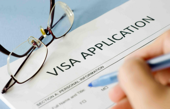 complex and difficult visa application